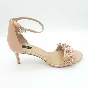 G.I.L.I Gliona Sandals Kitten Heels 9 New